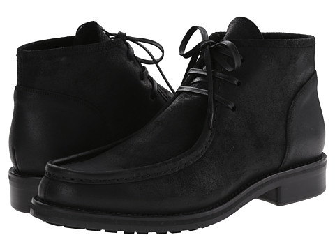 Vince - Crawford (Black) Men's Lace-up Boots