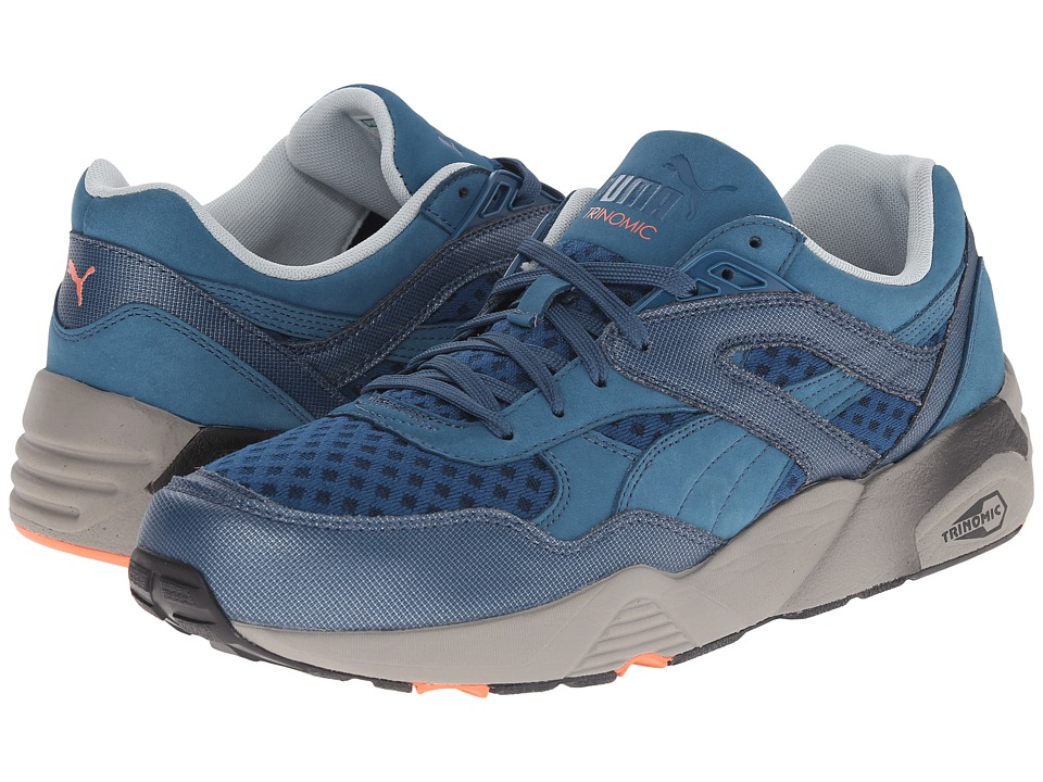 PUMA Sport Fashion - R698 Tech (Legion Blue) Men's Shoes