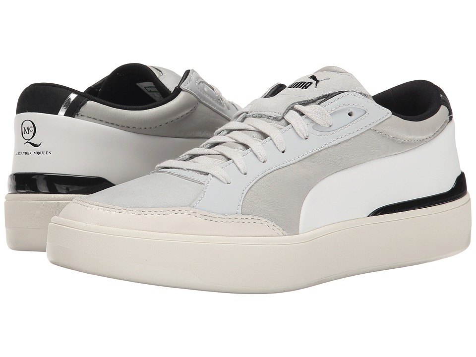 PUMA Sport Fashion - MCQ Brace Femme Low (Glacier Gray/Star White) Women