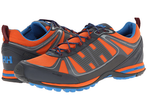 Helly Hansen - Trackfinder 3 HT (Orange) Boy's Shoes