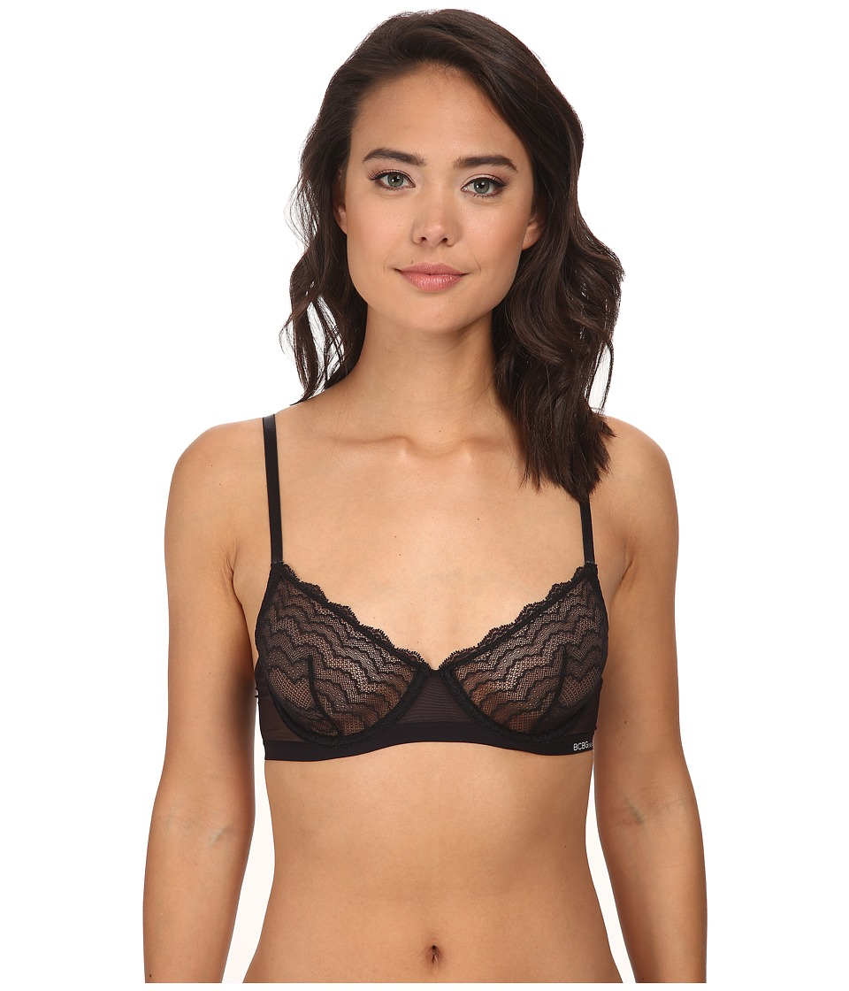 BCBGeneration - Jasper The Malibu Underwire Bra (Black) Women's Bra