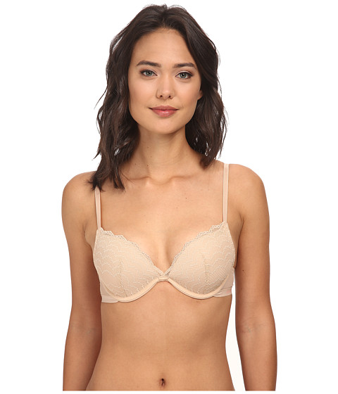 BCBGeneration - Jasper The I Dream Of Paris Push-Up Plunge Bra (Nude) Women's Bra