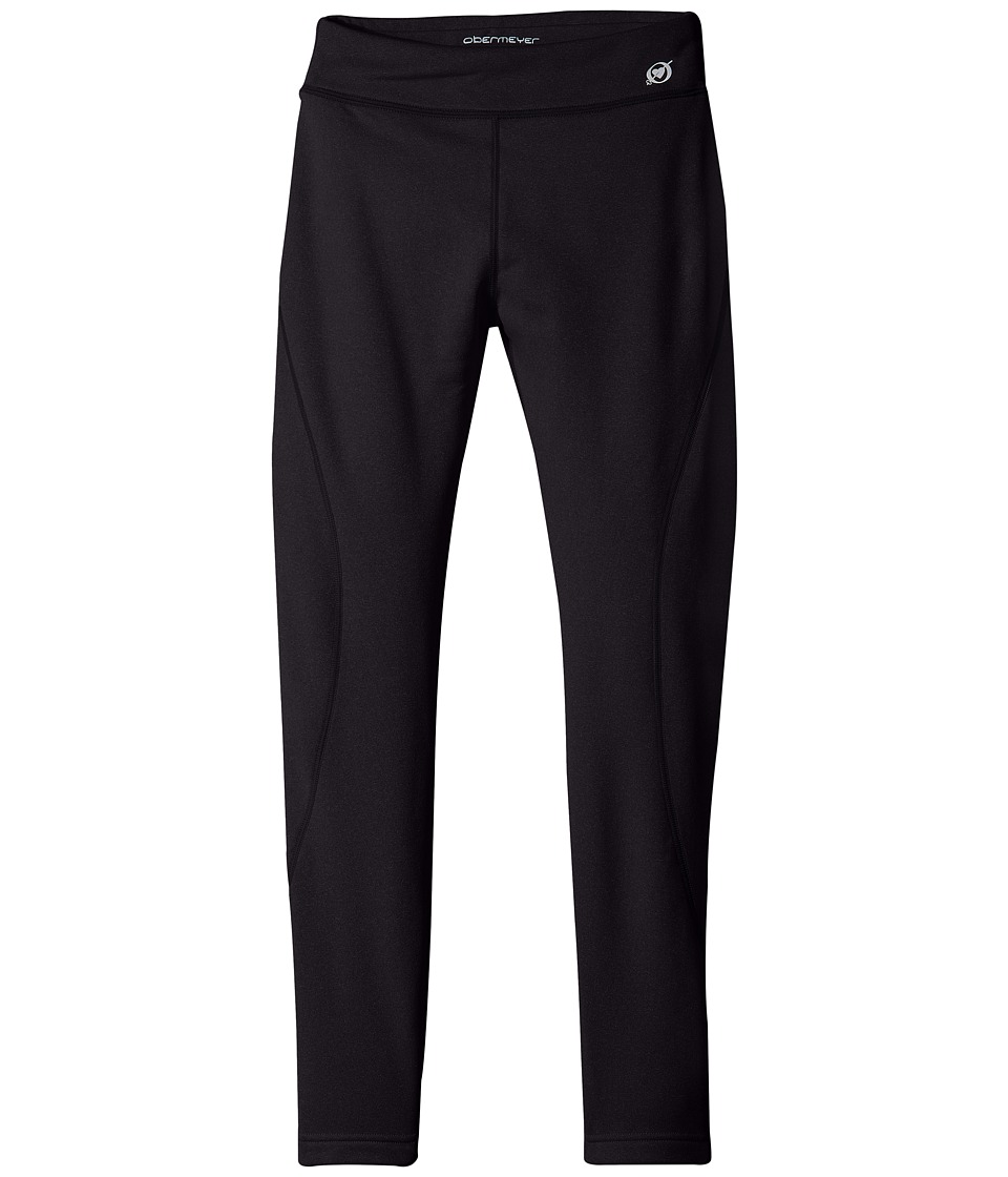 Obermeyer Kids - Stellar 150 DC Tight (Little Kids/Big Kids) (Black 1) Girl's Casual Pants