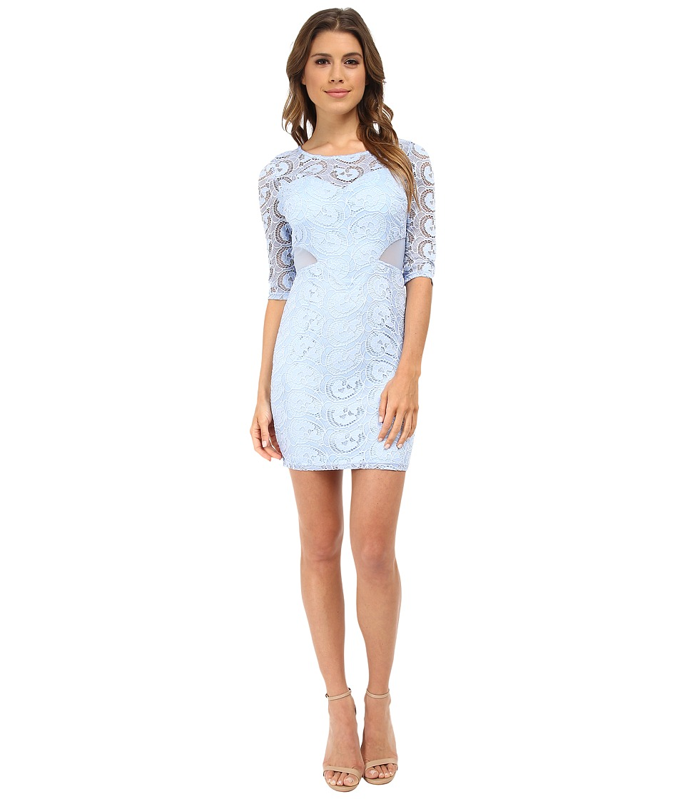 Gabriella Rocha - Devin Lace Dress (Sky Blue) Women