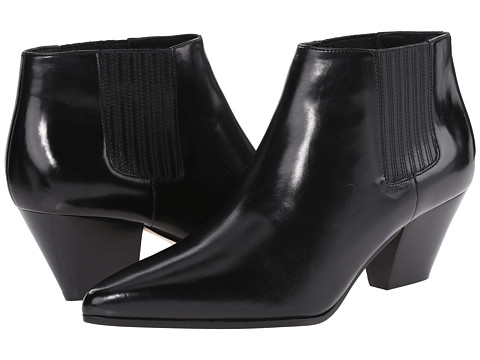 Michael Kors - Theo (Black Smooth Calf) Women's Pull-on Boots