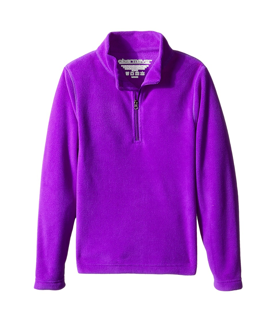 Obermeyer Kids - Ultragear 100 Micro Zip-T (Toddler/Little Kids/Big Kids) (Iris Purple) Kid
