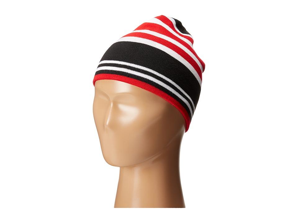 Obermeyer Kids - Traverse Knit Hat (Little Kids) (Lava) Knit Hats