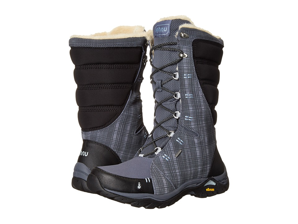 Ahnu - Northridge Insulated WP (Winter Smoke) Women's Waterproof Boots