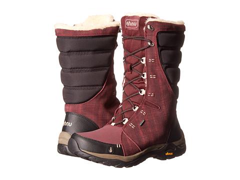 Ahnu - Northridge Insulated WP (Red Mahogany) Women's Waterproof Boots