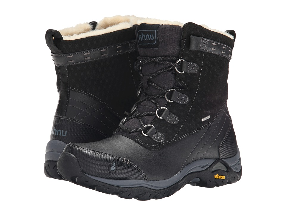 Ahnu Twain Harte Insulated WP (Black) Women