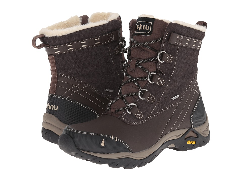 Ahnu - Twain Harte Insulated WP (Mulch) Women's Shoes