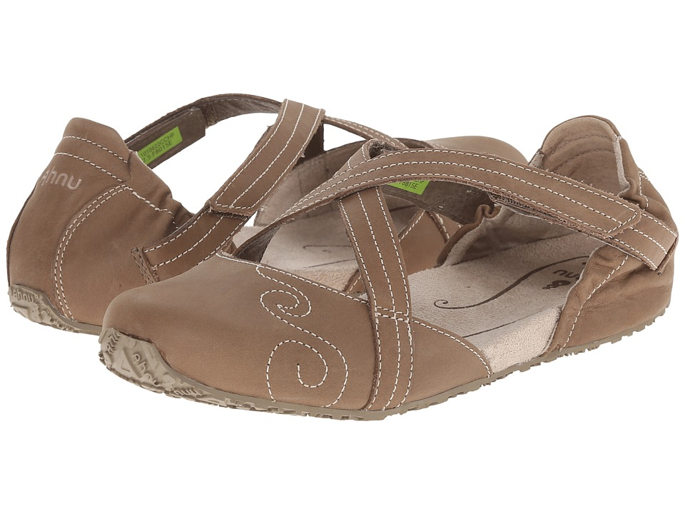 Ahnu - Karma Latitude Leather (Chocolate Chip) Women