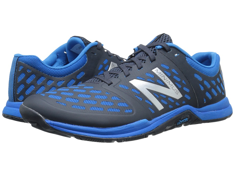 New Balance - MX20v4 - Training (Grey/Blue) Men's Shoes