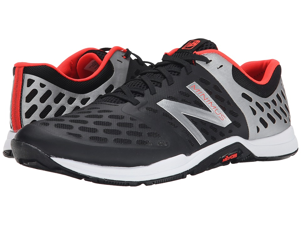 New Balance - MX20v4 - Training (Black/Silver) Men's Shoes