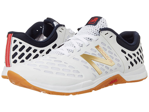 New Balance - X20v4 - Training (White/Navy) Men's Shoes
