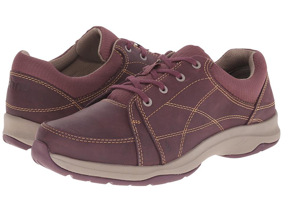 Ahnu - Taraval (Vintage Port) Women's Shoes