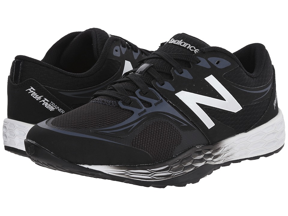 New Balance - MX80v2 (Black/Silver) Men's Shoes