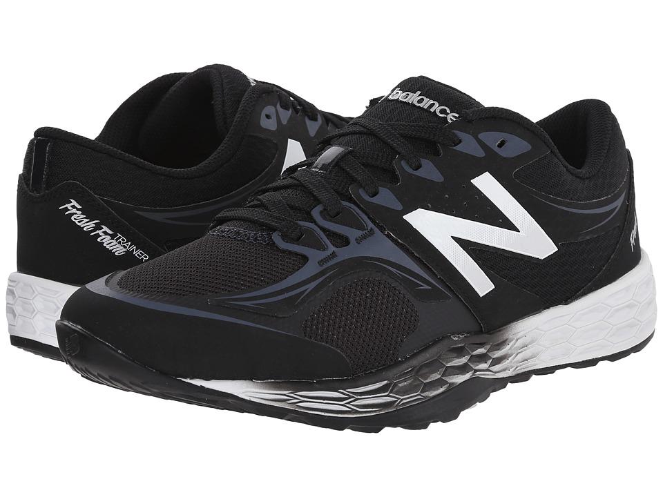 New Balance - MX80v2 (Black/Silver) Men's Shoes