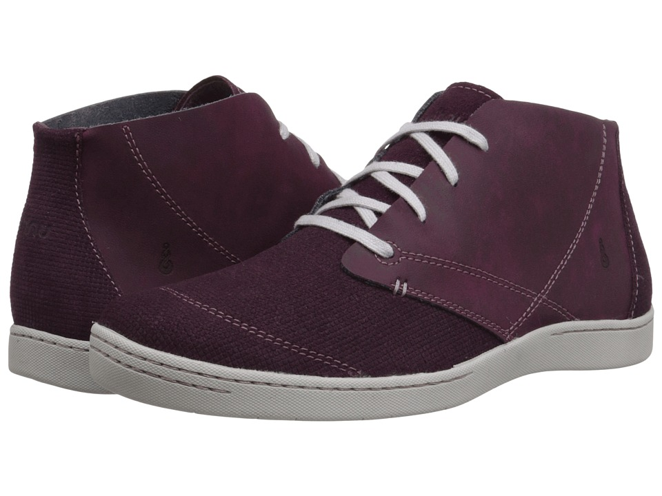 Ahnu - Pier 3 (Vintage Port) Women's Shoes