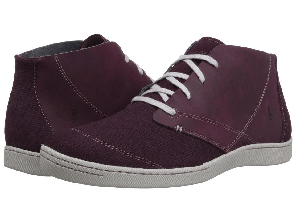 Ahnu - Pier 3 (Vintage Port) Women's Shoes