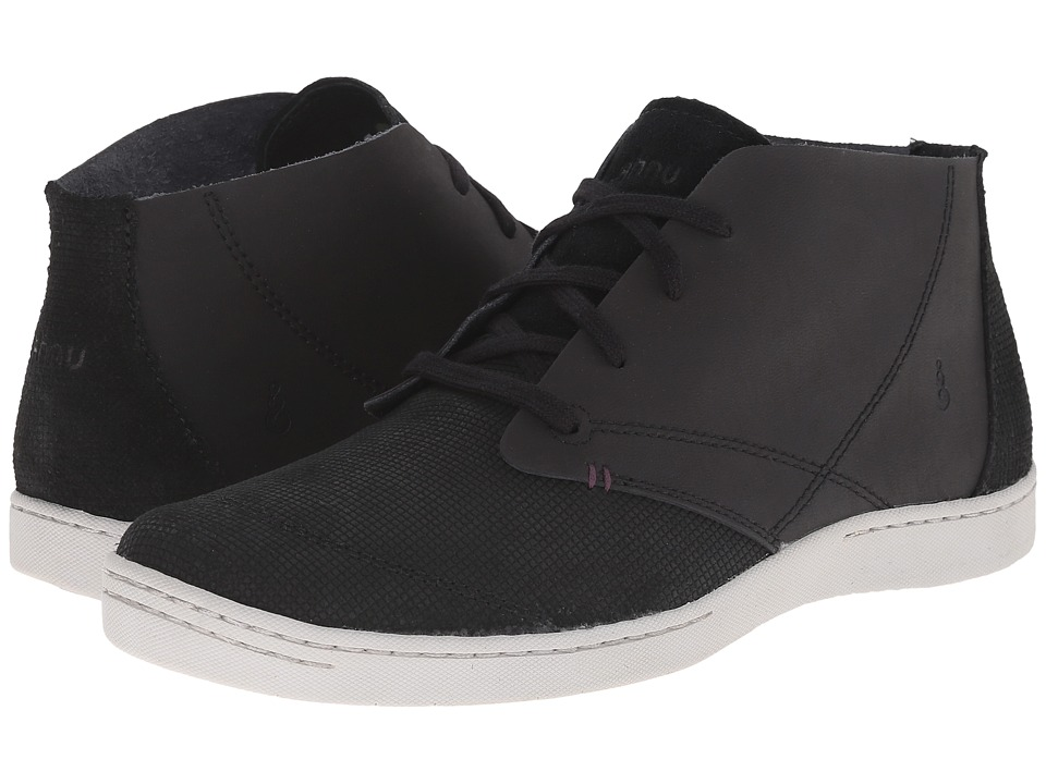 Ahnu - Pier 3 (New Black) Women's Shoes