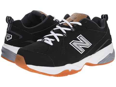New Balance - MX608v4 - Sport Pack Training (Black/White) Men's Shoes