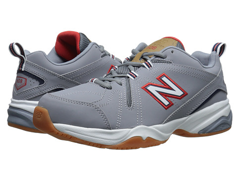 New Balance - MX608v4 - Sport Pack Training (Red/Grey) Men's Shoes