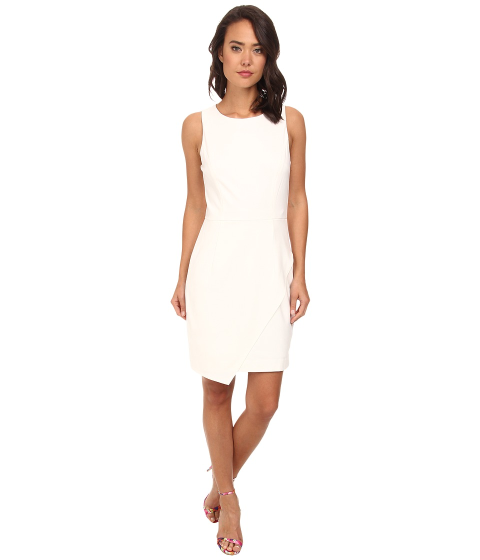 rsvp - Adalynn Sleeveless Sheath Dress (Ivory) Women's Dress