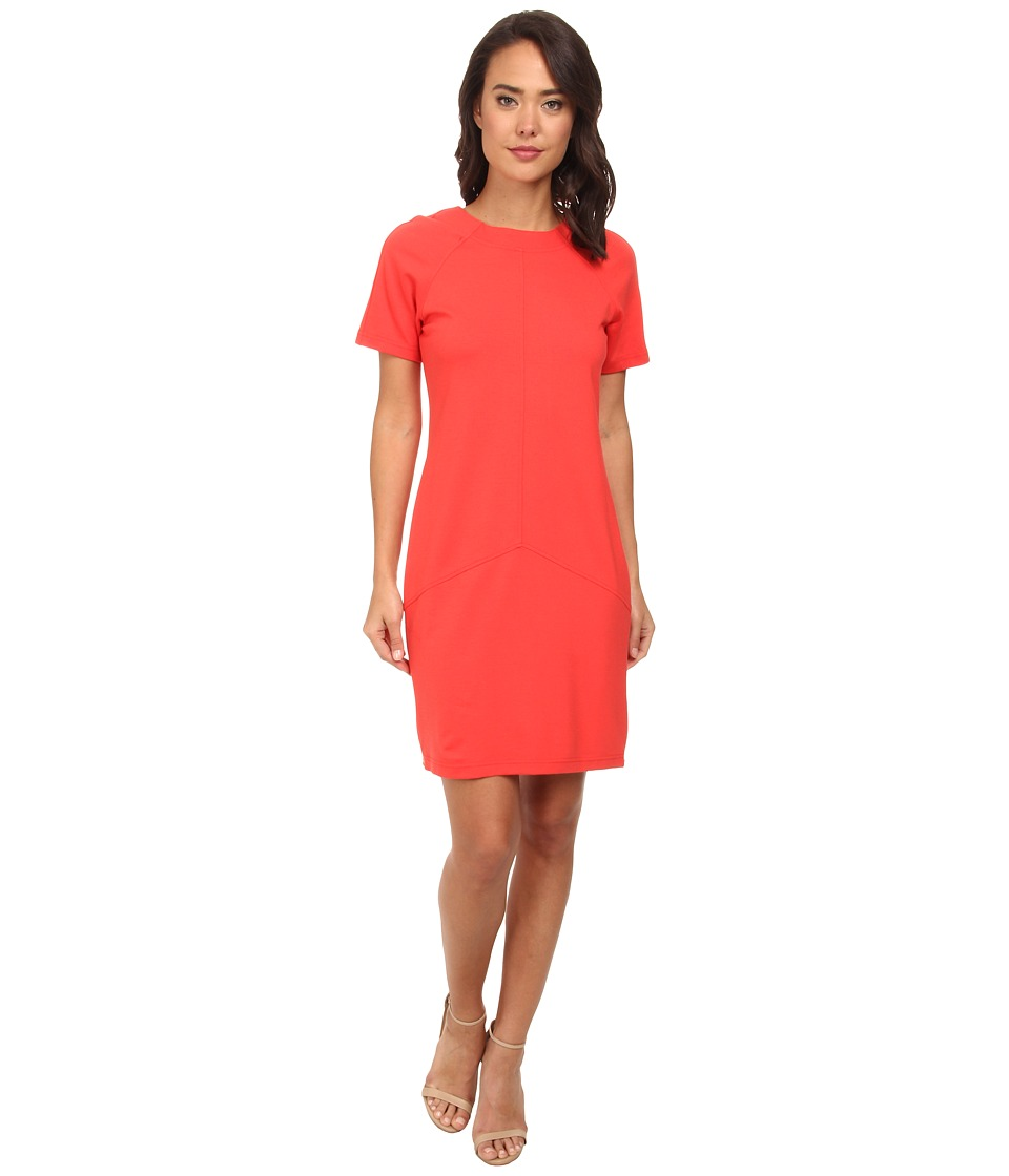 rsvp - Annabella Dress with Side Zip (Fire) Women's Dress