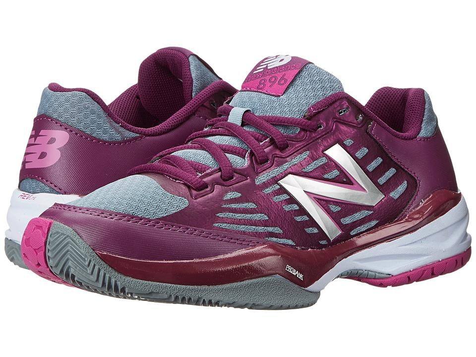 New Balance C896v1 Tennis (Imperial Purple) Women