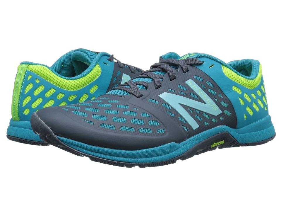 New Balance - X20v4 - Training (Blue/Teal) Women's Shoes