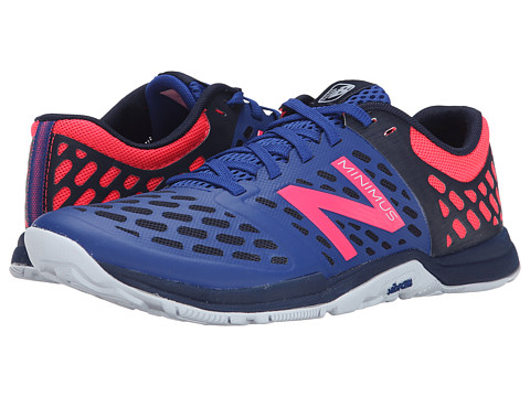 New Balance - X20v4 - Training (Blue/Pink) Women