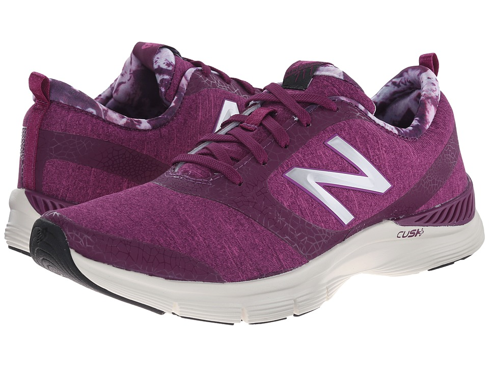 New Balance - X711 - Cush+ (Dark Purple) Women