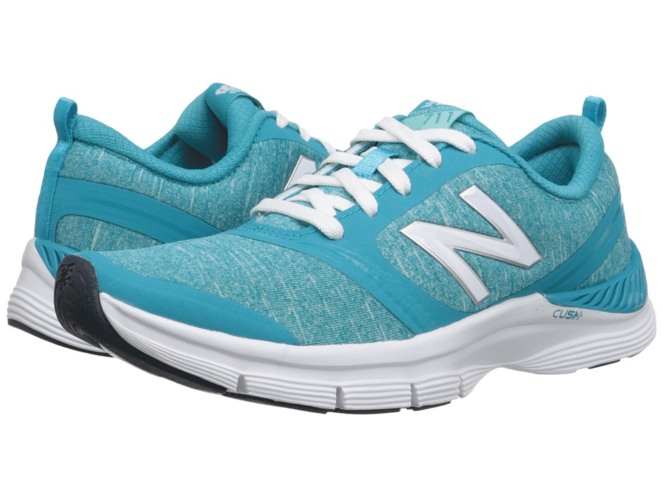 New Balance - X711 - Cush+ (Blue) Women's Shoes