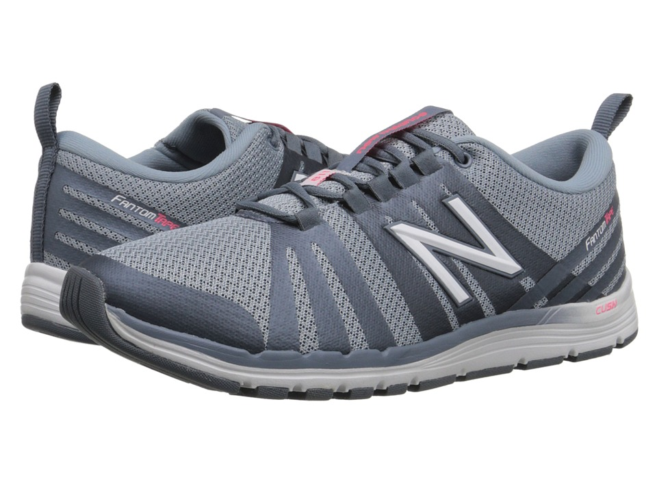 New Balance - WX811 (Grey) Women's Shoes