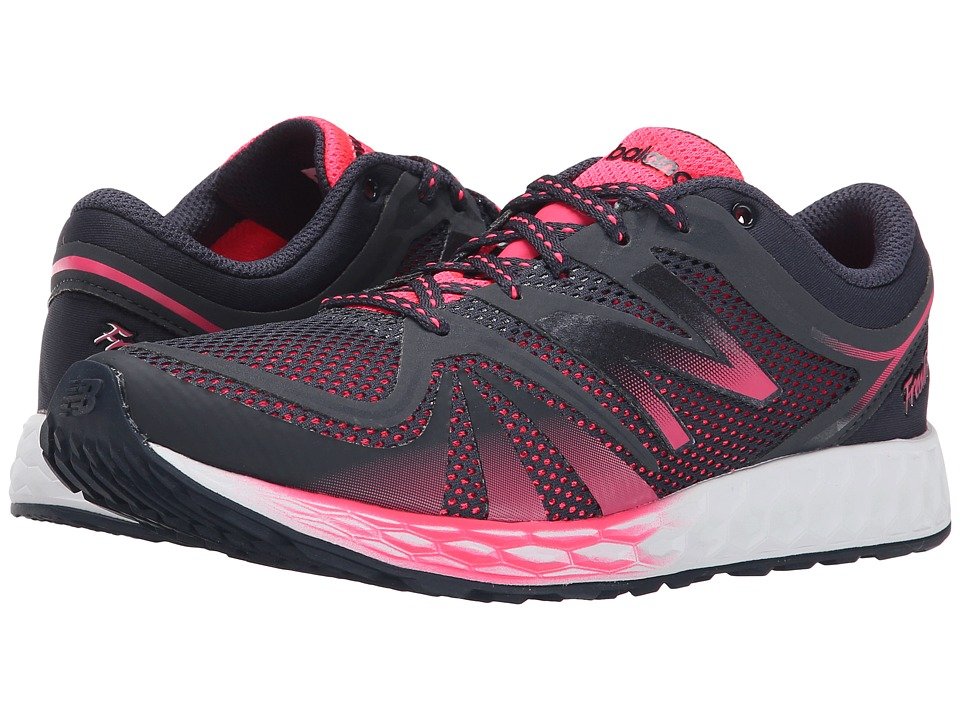 New Balance - WX822v2 - Fresh Foam (Black/Pink) Women's Shoes
