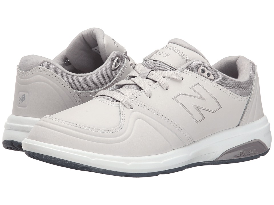 New Balance - WW813 (Grey 1) Women's Walking Shoes