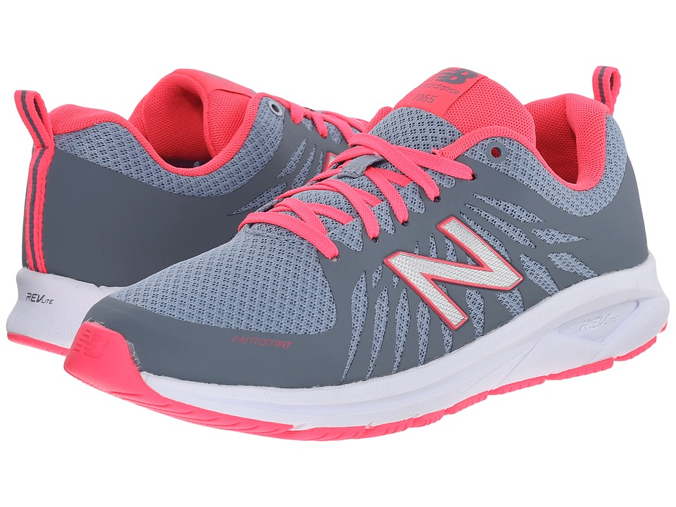 New Balance - WW1065 - Fitness Walking (Grey) Women's Shoes