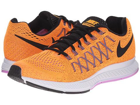 Nike - Air Zoom Pegasus 32 (Bright Citrus/Violet Frost/Fuchsia Glow/Black) Women