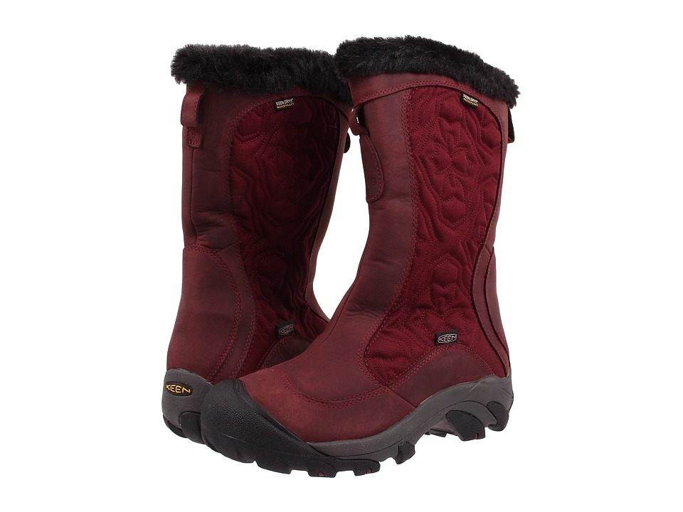 Keen - Betty Boot II (Zinfandel/Magnet) Women