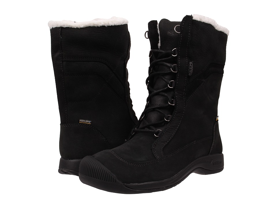 Keen Reisen Winter Lace WP (Black) Women