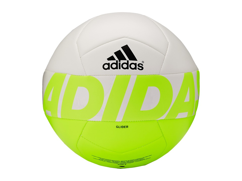 adidas - Control Glider (Solar Yellow) Athletic Sports Equipment