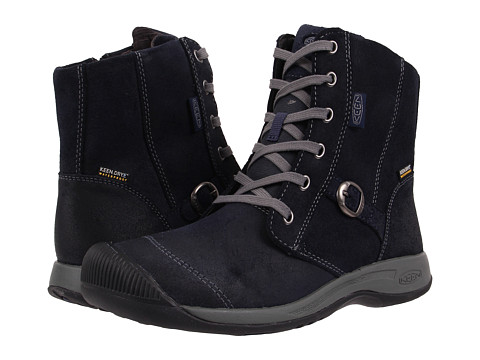 Keen - Reisen Zip WP (Dress Blues) Women