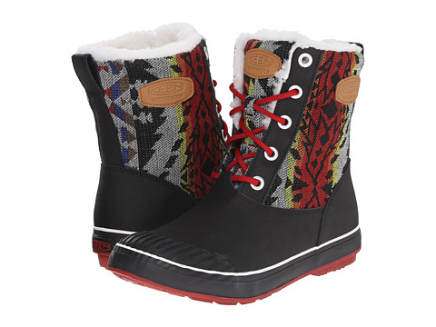 Keen - Elsa Boot WP (Chili Pepper) Women's Waterproof Boots