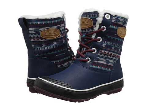 Keen - Elsa Boot WP (Dress Blues) Women