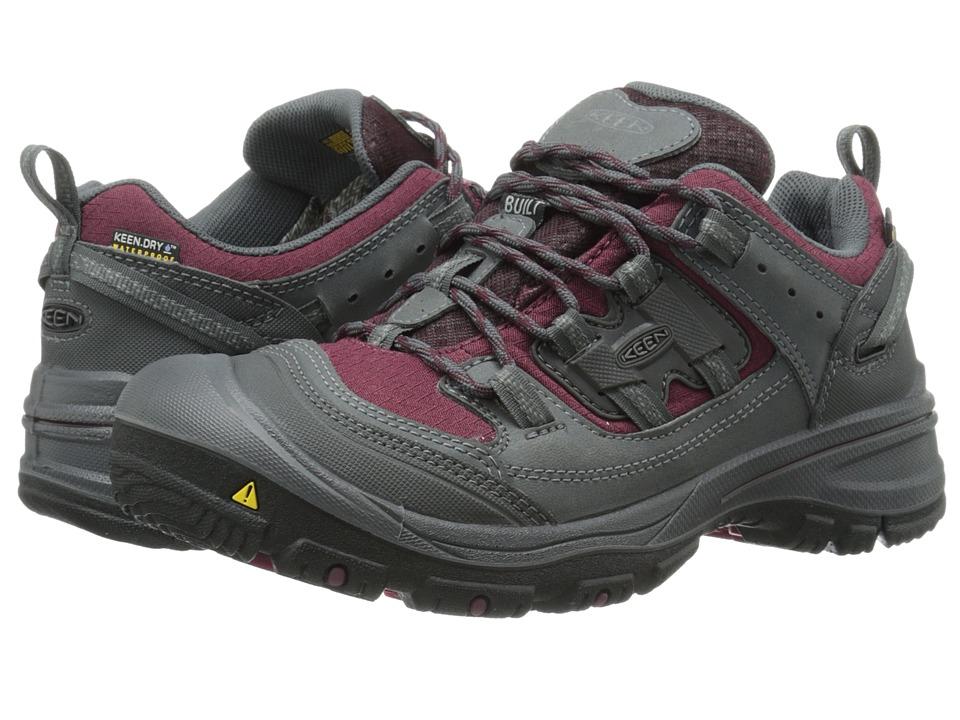 Keen - Logan (Magnet/Zinfandel) Women's Shoes