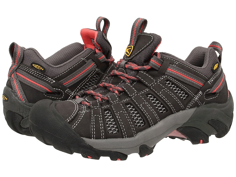 Keen - Voyageur (Magnet/Rose) Women's Shoes