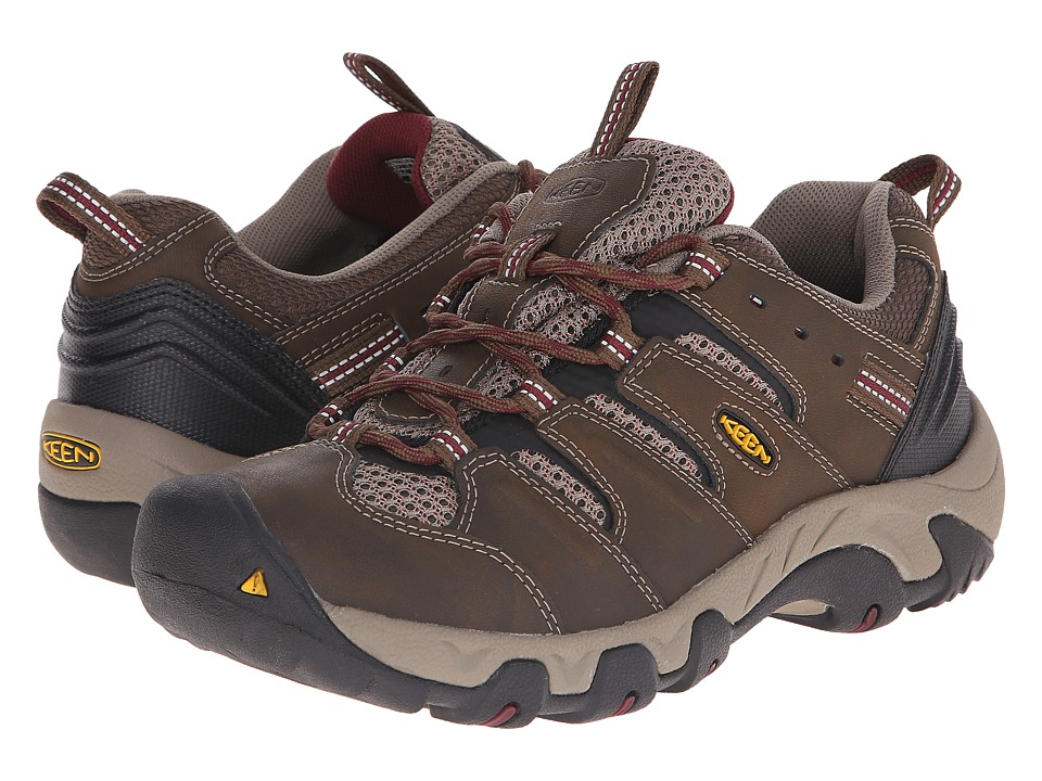 Keen - Koven (Cascade Brown/Zinfandel) Women's Shoes
