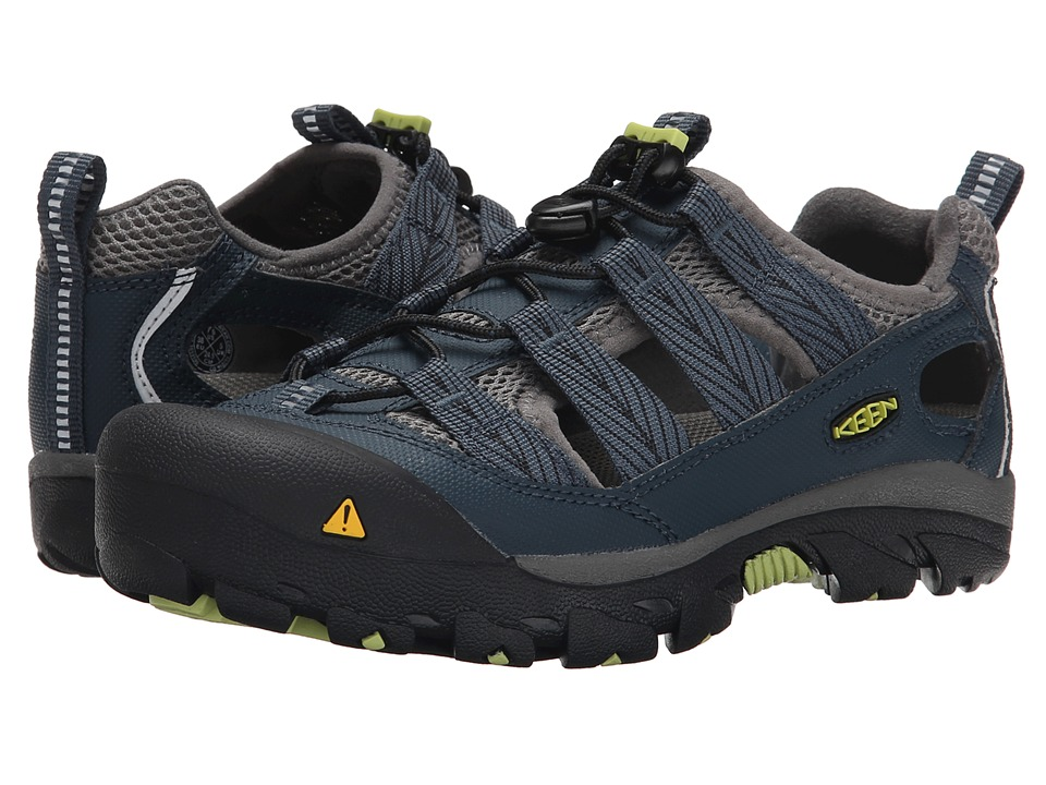 Keen - Commuter 4 (Midnight Navy/Green) Women's Shoes