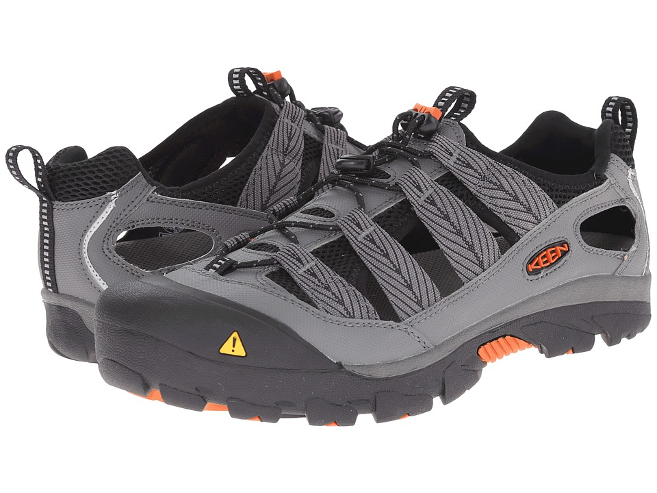 Keen - Commuter 4 (Gargoyle/Koi) Men's Shoes